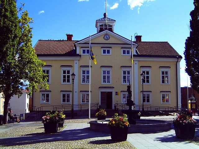 Touristeninfo in Vimmerby